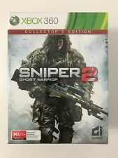 SNIPER GHOST WARRIOR 2 COLLECTOR'S EDITION XBOX 360 XBOX360 AUS SELLER BRAND NEW
