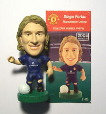 Prostars MANCHESTER UTD (AWAY) FORLAN, PRO730 Loose With Card -  S21 Redemption