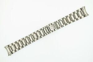 OMEGA Seamaster Stainless Steel Bracelet 1575/899 19mm (SO844)