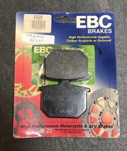 EBC Motorcycle Brakes FA29 Organic FA Series Pads