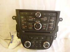 13-15 Buick Encore Radio Navigation Climate Control Face Plate 95319299 RMP36