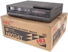 NEC VCRs