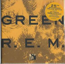 R.E.M. -  GREEN, 25th ANNIVERSARY DELUXE EDITION BOX (NEW)