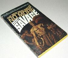 DOC SAVAGE #45, The Men Who Smiled No More by Kenneth Robeson