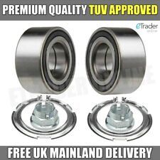 Renault Trafic Front Wheel Bearing Kit X83 2001 - 2015 NEW  X2 PAIR