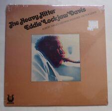 """Eddie """"Lockjaw"""" Davis The heavy Hitter Albert Dailey George Duvivier LP Sealed"""