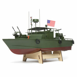 """Pro Boat Alpha Patrol Boat 21"""" Brushed Ready to Run"""