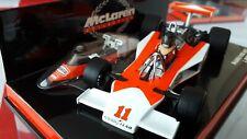 Minichamps 1/43rd scale McLaren Ford M23, James Hunt. Collectors model 530764311