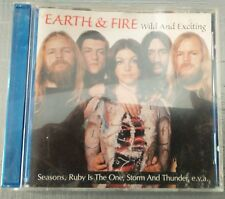 Earth & Fire – Wild And Exciting CD 1995 Netherlands Rotation – 559 090-2 NM