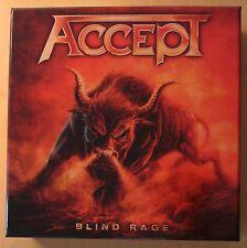 Accept - Blind Rage Box Set