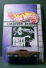 "Custom HotWheels Buick Riviera and package of  ""Movie Metal""  DRIVE ANGRY"