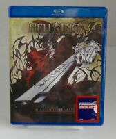 Hellsing Ultimate:  The Complete Collection Blu-ray Vol. 1 - X  FUNimation 2019