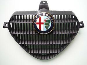Alfa GTV Spider 1.Serie Scudetto Original Schwarz EMBLEM NEU 60577411 / 60596492