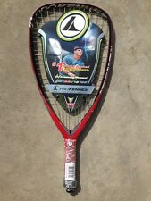 New Pro Kennex / Fft 165 Black And Red 2013 Model / Racquetball / Racket