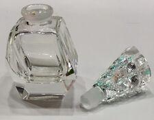 Esenciero Cristal Rellenable Modelo Giralda ProfesionaL