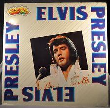 """ELVIS PRESLEY Elvis' Golden Records Orig. 1982 12"""" Italy LP VINYL Record SU-1014"""
