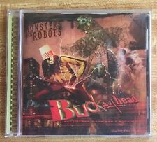 Monsters & Robots by Buckethead (CD, Sep-1999, Cyber Octave) Les Claypool