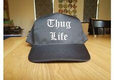 Printed Baseball Cap THUG LIFE City Cool Vintage New Hat Fashion Caps Gift