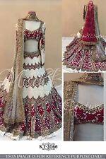 Bollywood Ethnic Designer Party Wear New Lehenga Choli Indian Pakistani Saree