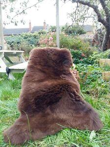 Genuine Sheepskin Rug 100-60cm/3