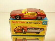 MATCHBOX SUPERFAST 20 LAMBORGHINI MARZAL - VERY GOOD IN BOX