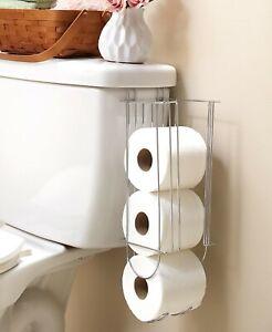 Toilet Paper Tissue Dispenser Holder Bathroom Storage