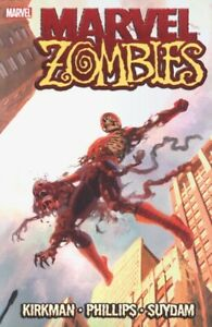 MARVEL ZOMBIES TPB SPIDER-MAN COVER / REPS 1 2 3 4 5 / KIRKMAN