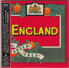 ENGLAND - Garden Shed ( MINI LP AUDIO CD with OBI )