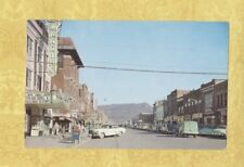 KY Middlesboro 1950-60s Street View MANRING THEATRE PERRY & POPE HARDWARE