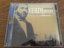 """VERDI """"Verdissimo - La Traviata & Otello Excerpts"""" 2cd Set NEW Gigli/Caniglia"""