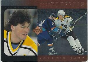 1996-97 Upper Deck Hart Hopefuls Bronze 1 of 5000 HH18 Jaromir Jagr