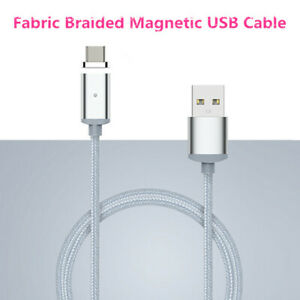 Magnetic/Non-Magnetic Micro USB Charging Data Cable Samsung S7 S6 S5 Note 4 5 LG