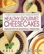 Healthy Gourmet Cheesecakes-ExLibrary
