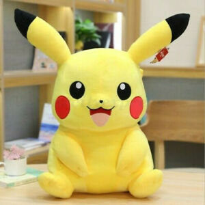 Cute Pokemon Collectible Plush Pikachu Soft Toy Stuffed Doll Teddy Kids Gift20mm