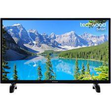 Techwood 32AO7USB 32 Inch Smart LED TV 720p HD Ready 3 HDMI New