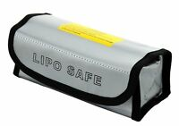 Fireproof Explosionproof Lipo Battery Safe Bag Lipo Battery Guard 185x75x60mm
