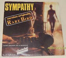 45 tours : Musique SPOT TV PUB CHESTERFIELD - RARE BIRD - Sympathy - 1970