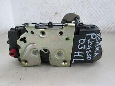 Door Lock Zv Actuator Hl Citroën Xsara Picasso N68 1.6 95PS Year 99-03