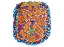 antike afghan Nomaden gestickte Geldbeutel beutel bag Portemonnaie Geldbörse N11