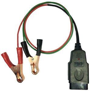 Car Battery Exchange Tool to Prevent Car ECM Power Off Remaining ECU Data