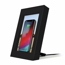 TwelveSouth PowerPic Qi Wireless Charging Stand with Photo frame for smartphones