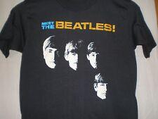 The Beatles T SHIRT Meet The Beatles LARGE
