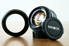 Minolta MD Rokkor 1,4/50mm