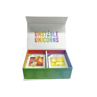 TeeTurtle-Unstable Unicorns card Base Game Family Party Strategic Card Game,New