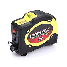 Laser Tape Measure 2 In 1 Laser Measure 656ft20m Measuring Tape 25ft76m