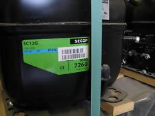 115V compressor Secop SC12G 104G7260 identical as Danfoss R134a refrigeration