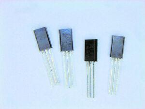 """2SA992  """"Original"""" NEC Transistor 2  pcs"""