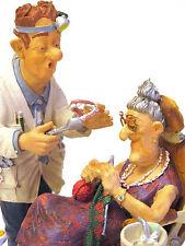 Profisti - Dentist Zahnarzt Arzt Skulptur Figur - 20613B