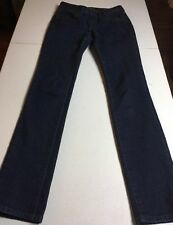 JAG JEANS Dark Wash Slim Skinny Zipper Fly Stretch Jeans Women's Size 4 x 32