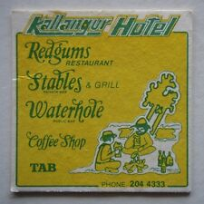 KALLANGUR HOTEL REDGUMS RESTAURANT STABLES WATERHOLE 2044333 COASTER